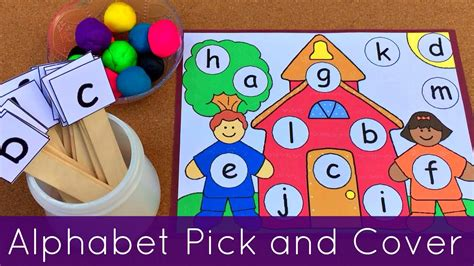 preschool and kindergarten alphabet recognition and 782 | maxresdefault