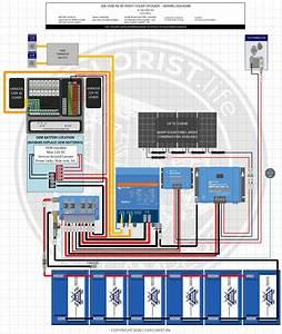 30a Camper  U2013 Inverter With Solar  U0026 Alternator Charging