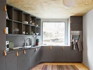 Toques, Actuales, En, Los, Muebles, De, Cocina