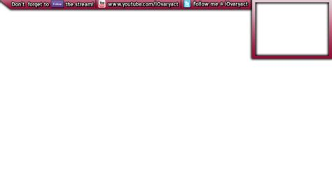 twitch stream template overlays skyrim twitch stream overlay stuff to buy pinterest