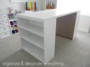 Ikea Linnmon Corner Desk Canada by Diy Table Ideas And Tutorials