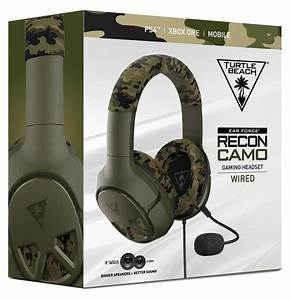 Turtle Beach Recon Camo Multiplatform Headset Nothing