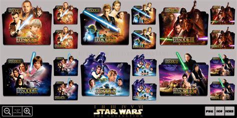 Star Wars Empire Strikes Back Wallpaper Star Wars Collection Folder Icon Pack By Bl4cksl4yer On Deviantart