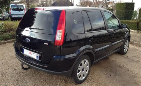 ford fusion  tdci senso  voiture occasion ford