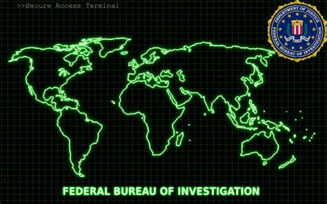 federal bureau of investigation fbi terminal wallpaper wallpapersafari