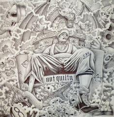 mexican prison tattoos   Prison art, Chicano art, Lowrider art