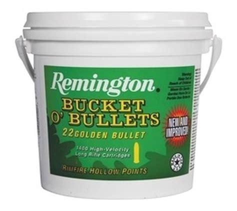 remington bucket  bullets  lr   rounds  sale  gunauctioncom