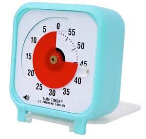 Time Timer Clock