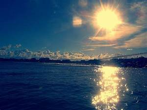 clouds, heaven, ocean, photography, sea, sky - image ...