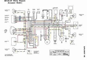 1975 Kawasaki Enduro Wiring Schematic