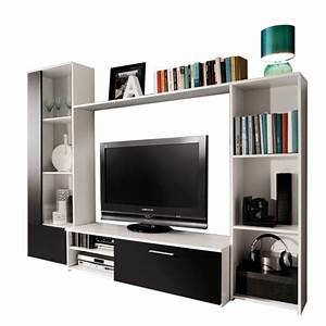 Meuble Tv Magasin Table Tele Verre Maisonjoffrois