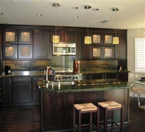Green Granite Countertops - top 5 granite countertop colors for trendy kitchens in