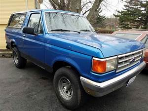 87 Ford Bronco - The Chicago Garage