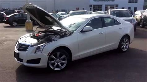 Cadillac Ats Awd Review by 2014 Cadillac Ats 2 0l Turbo Awd Review 140351