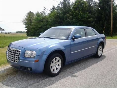 Used 2007 Chrysler 300 by Find Used 2007 Chrysler 300 Touring In 7444 E 116th St