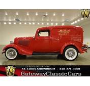 1933 Ford Sedan Delivery  Gateway Classic Cars St Louis