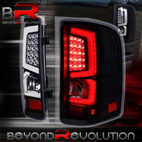 chevy truck tail lights 07 13 chevy silverado truck 1500 led brake stop tail