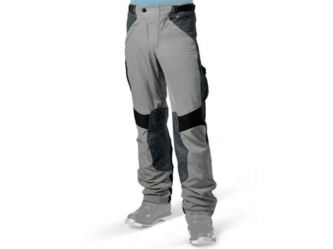Bmw Rallye 2016 Motorcycle Pants Men (grey)
