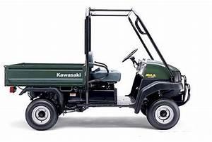 2008 Kawasaki Mule 3010 Trans Diesel Service Repair Manual