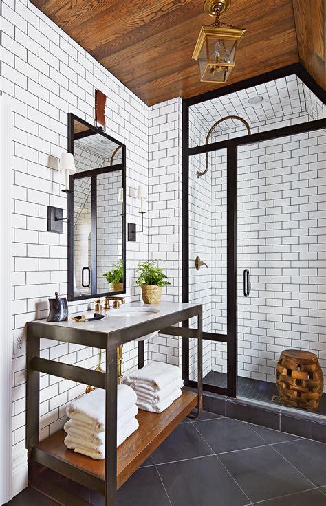 Bathroom Tile Shower Ideas by Best Bathroom Shower Tile Ideas Better Homes Gardens
