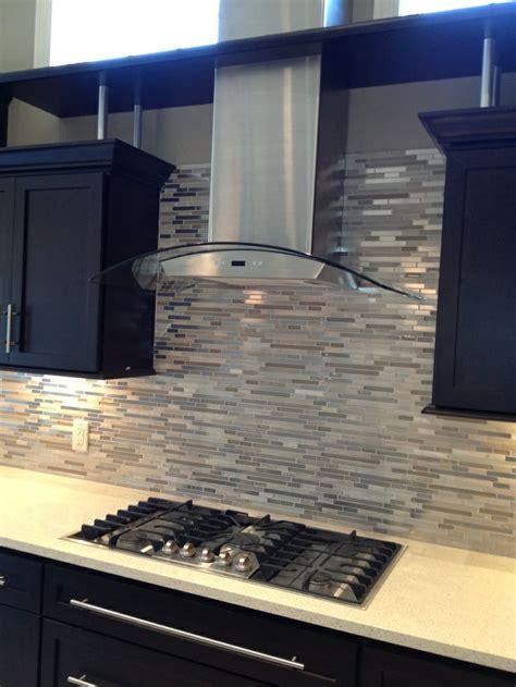 glass kitchen backsplash design elements creating style through kitchen