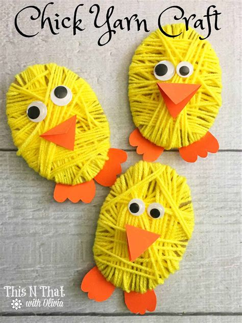33 easter craft ideas for to make simple 859   easter 14