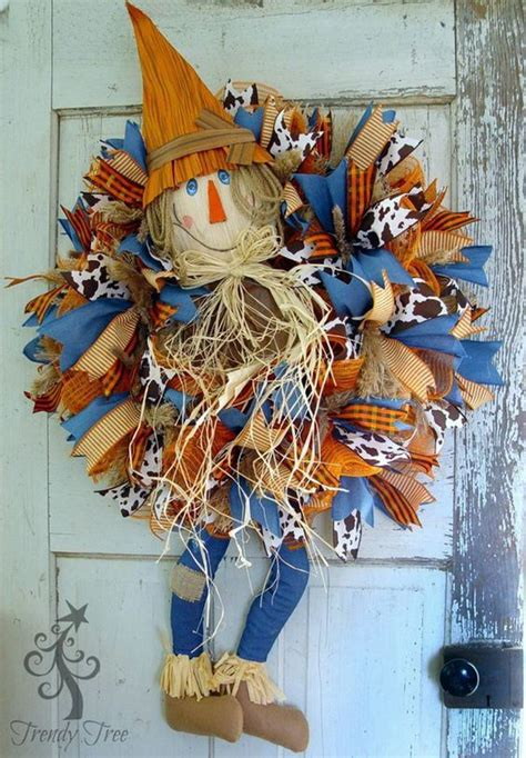 35 Unique Diy Scarecrow Ideas For Kids To Make This Halloween More Fun