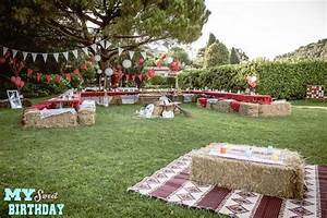 Kara39s Party Ideas Partyscape From A Rustic Outdoor Farm