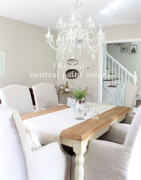 what are the best colors to paint a kitchen our neutral paint palette the best neutral paint colors 9949