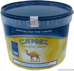 madn gen tabacs cigarettes camel camel volume seau 440