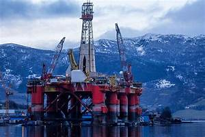 The world's biggest offshore drilling companies