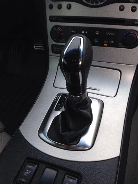 maxima shift knob upgrade myg