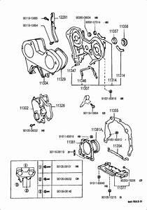 3vz-fe Torque Converter Cover Seal