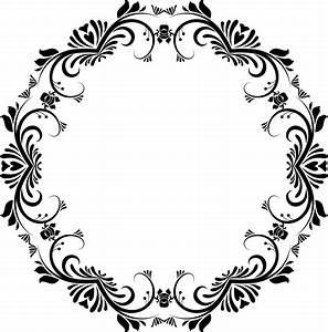 Clipart - Decorative Lineart 13