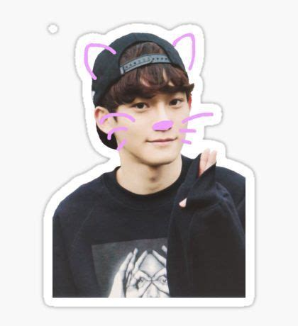 exo stickers images  pinterest stickers