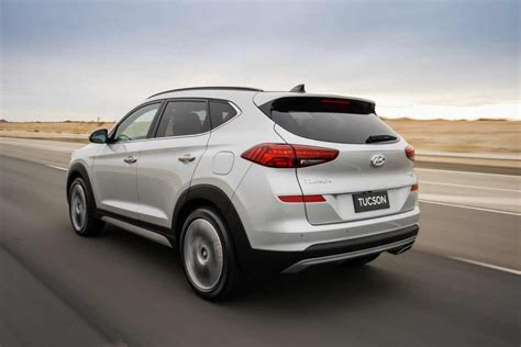 Hyundai Tucson 2019 Facelift by India Bound 2019 Hyundai Tucson Facelift Unveiled At Nyias