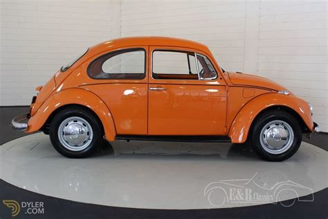 Volkswagen Cars For Sale by Classic 1972 Volkswagen Beetle Restored For Sale 6169 Dyler