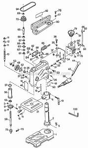 Black And Decker 9400 Parts List And Diagram