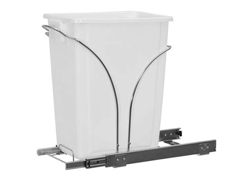 Kitchen Trash Can Caddy by Cabinet Trash Can Caddy 9 Gallon