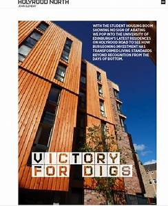 Holyrood North: Victory for Digs : October 2016 : Features ...