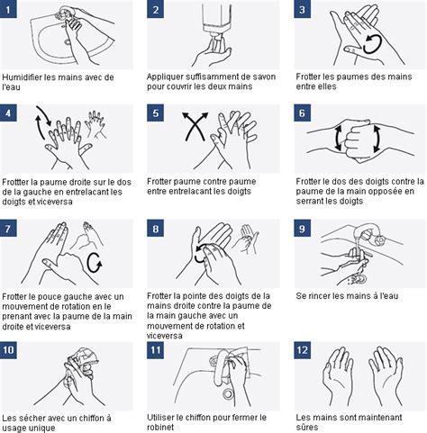 protocole de lavage des mains en cuisine articles comment se laver les mains 3trois3 le site