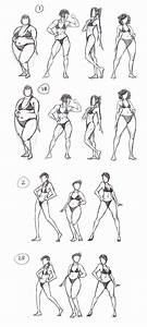 Pencil Drawn Anime Characters Body Outline - Drawing Of Sketch