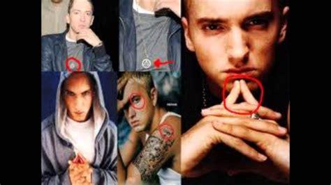 Eminem Against Illuminati by Eminem Not Afraid Illuminati