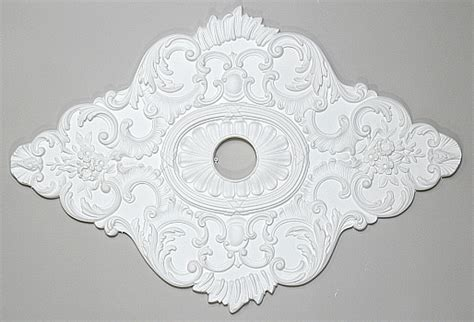 classic diamond    ceiling medallion walls