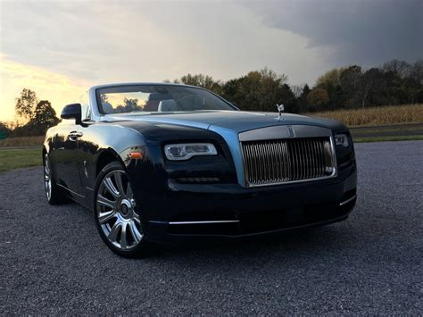 roll royce road a review of the 400 000 rolls royce dawn convertible