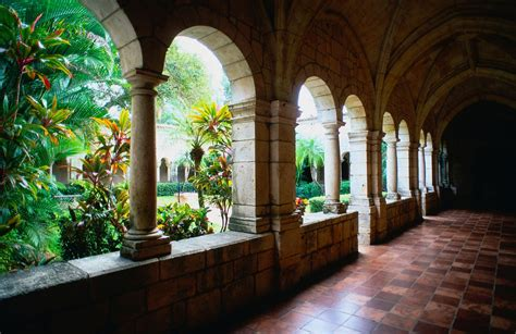 ancient spanish monastery north miami beach florida united states culture review conde