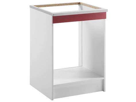 meuble cuisine pour plaque de cuisson meuble pour four et plaque de cuisson wasuk