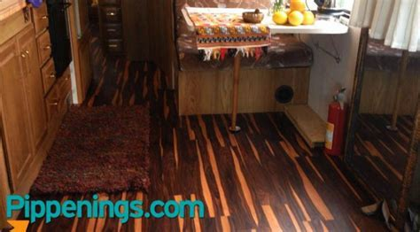 RV Renovations: Best Flooring Options ? Pippenings.com