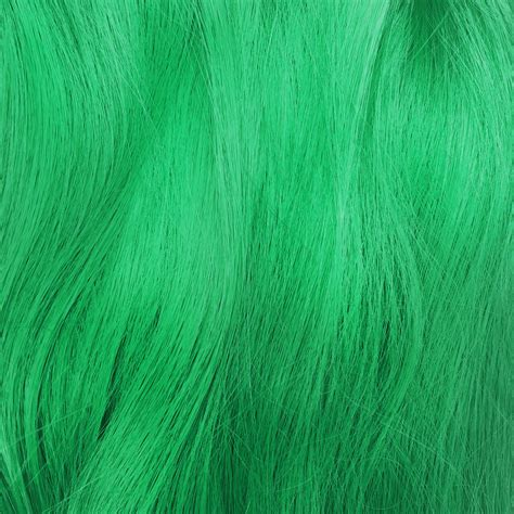 Salad Bright Mint Green Vegan Semi Permanent Hair Dye