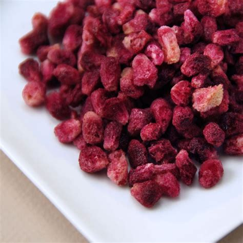 frozen pomegranate freeze dried pomegranate arils at northbaytrading com